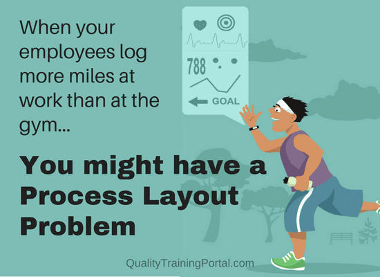 Do you have a process layout problem?
