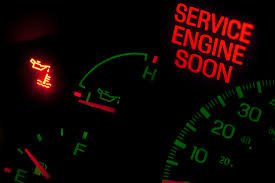 Visual prompts such as the check oil and service engine lights in a car help us keep our cars running.