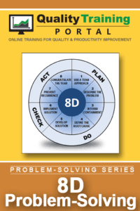 8D Problem-Solving Training from QualityTrainingPortal.com