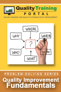 Quality Improvement Training from QualityTrainingPortal.com