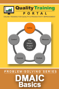 DMAIC Training from QualityTrainingPortal.com