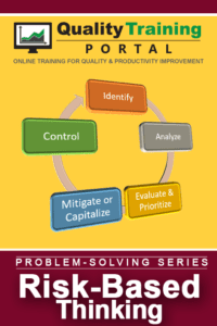 Risk-based thinking training online from QualityTrainingPortal.com